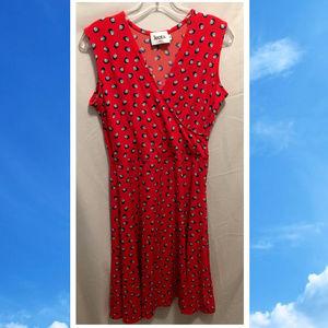 Size Medium Leota Dress Slinky